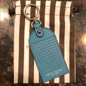 Henri Bendel customizable keychain